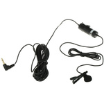 RS PRO Lavalier Wired Microphone 1kΩ
