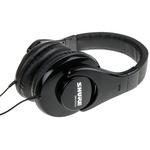 Shure SRH240 3.5 mm Plug Over Ear (Circumaural) Closed Back Headphone, Cable Length 2m