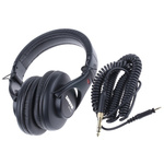 Shure SRH440 3.5 mm Plug Over Ear (Circumaural) Closed Back Headphones, Cable Length 3m