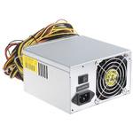 Seasonic 600W PC Power Supply, 220V ac Input, 3.3 V dc, 5 V dc, ±12 V dc Output