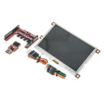 4D Systems SK-43PT-AR, 4.3in Resistive Touch Screen Starter Kit for Arduino