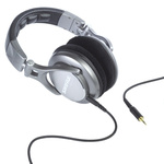 Shure SRH940-EFS 3.5 mm Plug, 6.35 mm Adapter Over Ear (Circumaural) Headphones, Cable Length 2.5m