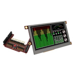 4D Systems, gen4 4.3in Arduino Compatible Display with Resistive Touch Screen