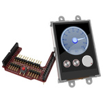 4D Systems, gen4 2.4in Arduino Compatible Display with Resistive Touch Screen