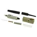 COMMSCOPE, LightCrimp Plus, SC Multimode Simplex Fibre Optic Connector 50/125μm Fibre Size, 0.2dB Insertion Loss