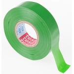 Tesa Tesaflex 53948 Green PVC Electrical Tape, 19mm x 25m