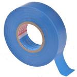 Tesa Tesaflex 53948 Blue PVC Electrical Tape, 19mm x 25m