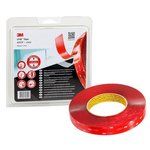 3M 4910F, VHB™ Clear Foam Tape, 19mm x 11m, 1mm Thick