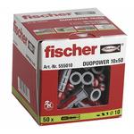 Fischer Fixings Nylon Masonry Fixing, fixing hole diameter 10mm, length 50mm
