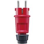 ABL Sursum Mains Plug CEE 7/7 German Schuko / French, 16A, Plug-In, 250 V