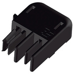 TE Connectivity, Hermaphroditic Board to Board, Surface Mount, Rated At 6A, 125 V ac/dc