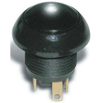 Otto Single Pole Double Throw (SPDT) Momentary Push Button Switch, IP68, 20 (Dia.)mm, Panel Mount