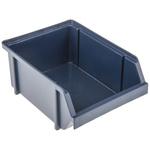 Raaco PP Storage Bin Storage Bin, 75mm x 125mm, Blue