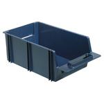 Raaco PP Storage Bin Storage Bin, 136mm x 210mm, Blue