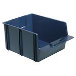 Raaco PP Storage Bin Storage Bin, 186mm x 280mm, Blue