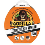 GORILLA GLUE EUROPE LTD White Duct Tape, 8.2m x 48mm