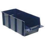 Raaco PP Storage Bin Storage Bin, 161mm x 210mm, Blue