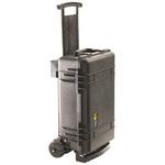 Peli 1510M Waterproof Plastic Equipment case With Wheels, 598 x 365 x 270mm