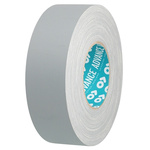 Advance Tapes AT160 Matt Grey Cloth Tape, 25mm x 50m, 0.33mm Thick