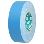 Advance Tapes AT160 Matt Blue Cloth Tape, 19mm x 50m, 0.33mm Thick