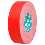 Advance Tapes AT160 Matt Red Cloth Tape, 50mm x 50m, 0.33mm Thick
