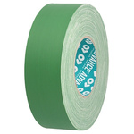 Advance Tapes AT160 Matt Green Cloth Tape, 15mm x 50m, 0.33mm Thick