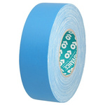 Advance Tapes AT160 Matt Blue Cloth Tape, 15mm x 50m, 0.33mm Thick