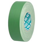Advance Tapes AT160 Matt Green Cloth Tape, 25mm x 50m, 0.33mm Thick