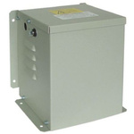Carroll & Meynell, 3kVA CM5000/WM0 Single Phase Safety Transformer, 230V ac, 31.81A