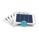 RS PRO 10W Polycrystalline solar panel