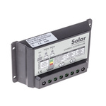 Solar Technology STCC10 10A Dual Battery Solar Charge Controller