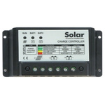 Solar Technology STCC20 20A Dual Battery Solar Charge Controller