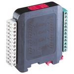 WJ Furse, ESP Q 132 V Maximum Voltage Rating 5 kA, 20 kA Maximum Surge Current 8 Wire 110V Surge Protector, DIN Rail