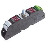 WJ Furse, ESP E 132 V Maximum Voltage Rating 5 kA, 20 kA Maximum Surge Current Twisted Pair Surge Protector, DIN Rail