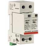 Bourns 1250 Series 150 V Maximum Voltage Rating 50kA Maximum Surge Current 2 Pole Protector, DIN Rail Mounting