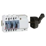 Legrand 4 Pole DIN Rail Non Fused Isolator Switch - 100 A Maximum Current, IP55