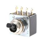 Marquardt DPST Toggle Switch, Latching, Panel Mount