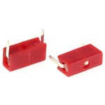 WIMA Red Female Test Socket - Solder Termination, 5A