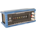 Time Electronic Resistance Decade Box, Resistance Resolution 1Ω, Absolute Maximum Resistance Measurement 100MΩ