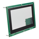 Microchip PCAP and 3D GestIC Touchscreen Evaluation Board
