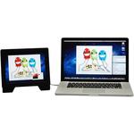 Adafruit 1652, Qualia DisplayPort Monitor 9.7in Colour LCD Display Development Kit