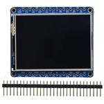 Adafruit 2478, 2.4in Resistive Touch Screen Add On Board for Development Projects