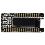 Adafruit 2900, FeatherWing 1in OLED Display Add On Board for Feather Boards