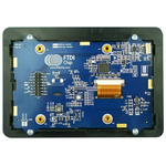 Bridgetek ME812A-WH50R, EVE FT812 5in Resistive Touch Screen Module