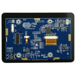 Bridgetek ME813A-WH50C, EVE FT813 5in Capacitive Touch Screen Module