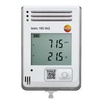 Testo Testo 160 IAQ Data Logging Air Quality Meter, Battery-powered