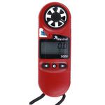 Kestrel KESTREL 3000 Rotary Vane 40m/s Max Air Velocity Air Velocity, Altitude, Dew Point, Heat Index, Pressure,