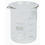 RS PRO Borosilicate Glass 400ml Beaker