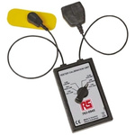 RS PRO Wrist & Foot ESD Tester