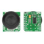 MikroElektronika Thumbstick Joystick mikroBus Click Board